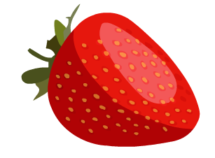 cute flash drawing lesson 3 cute strawberry