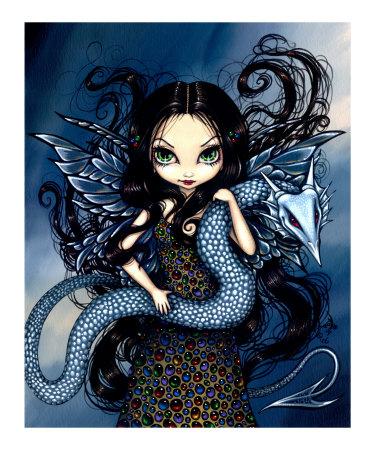 Jasmine Becket Fairy Tattoos Designs