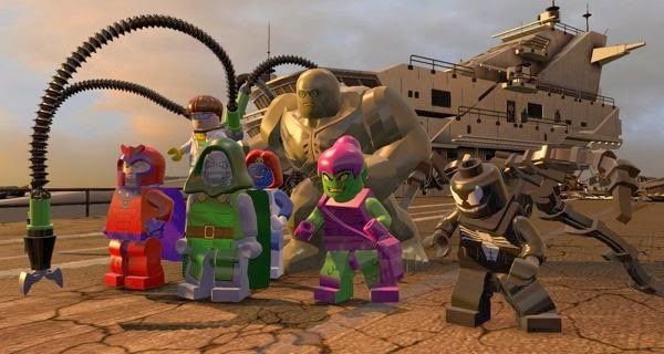 LEGO Marvel Super Heroes - Xbox One | Xbox Console
