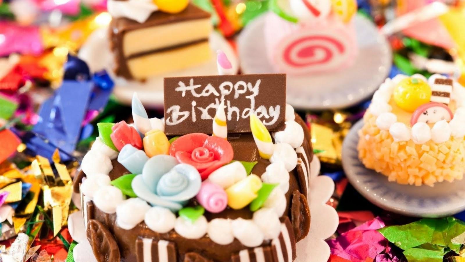 Happy Birthday Simbu Cake