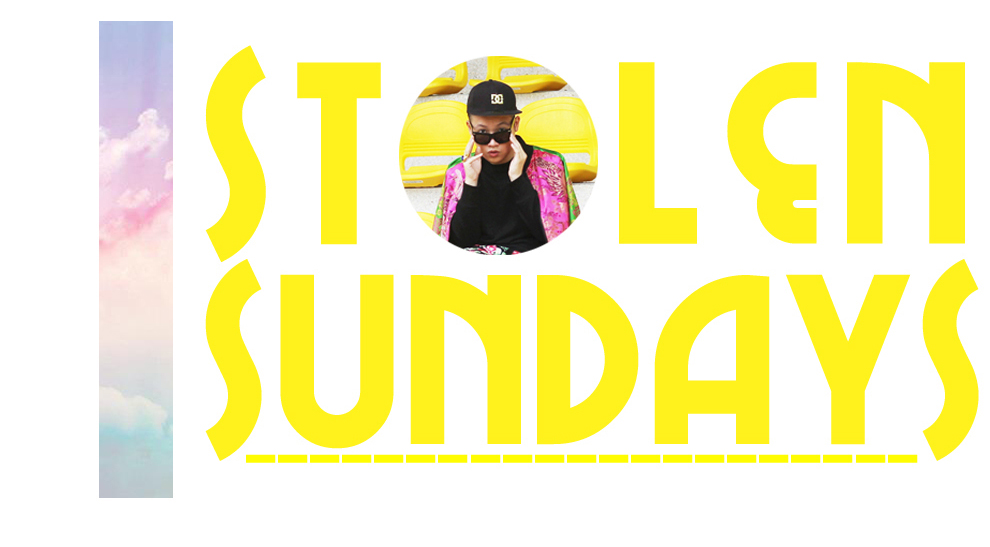 Stolen Sundays with Jordus Lim