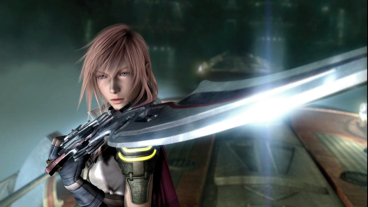final fantasy hd wallpaper: final fantasy xiii