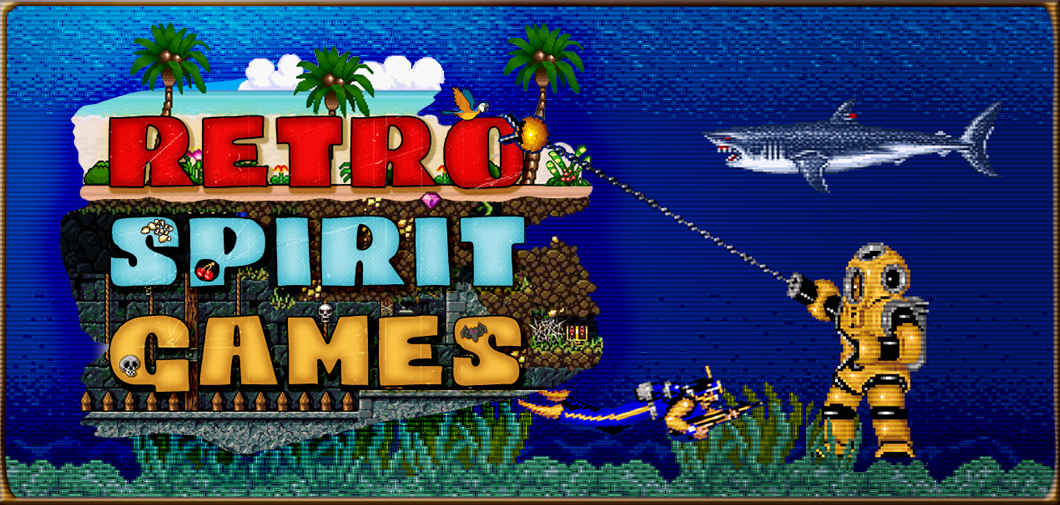 RETRO SPIRIT GAMES