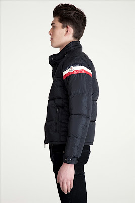 Moncler Chamonix down jacket (black)
