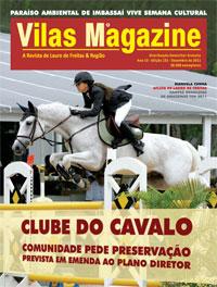 Vilas Magazine | Ed 155 | Dezembro de 2011 | 28 mil exemplares