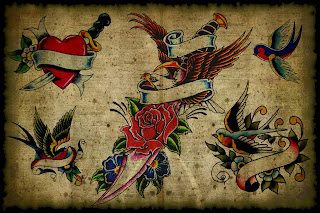 Flash Tattoo Wallpaper