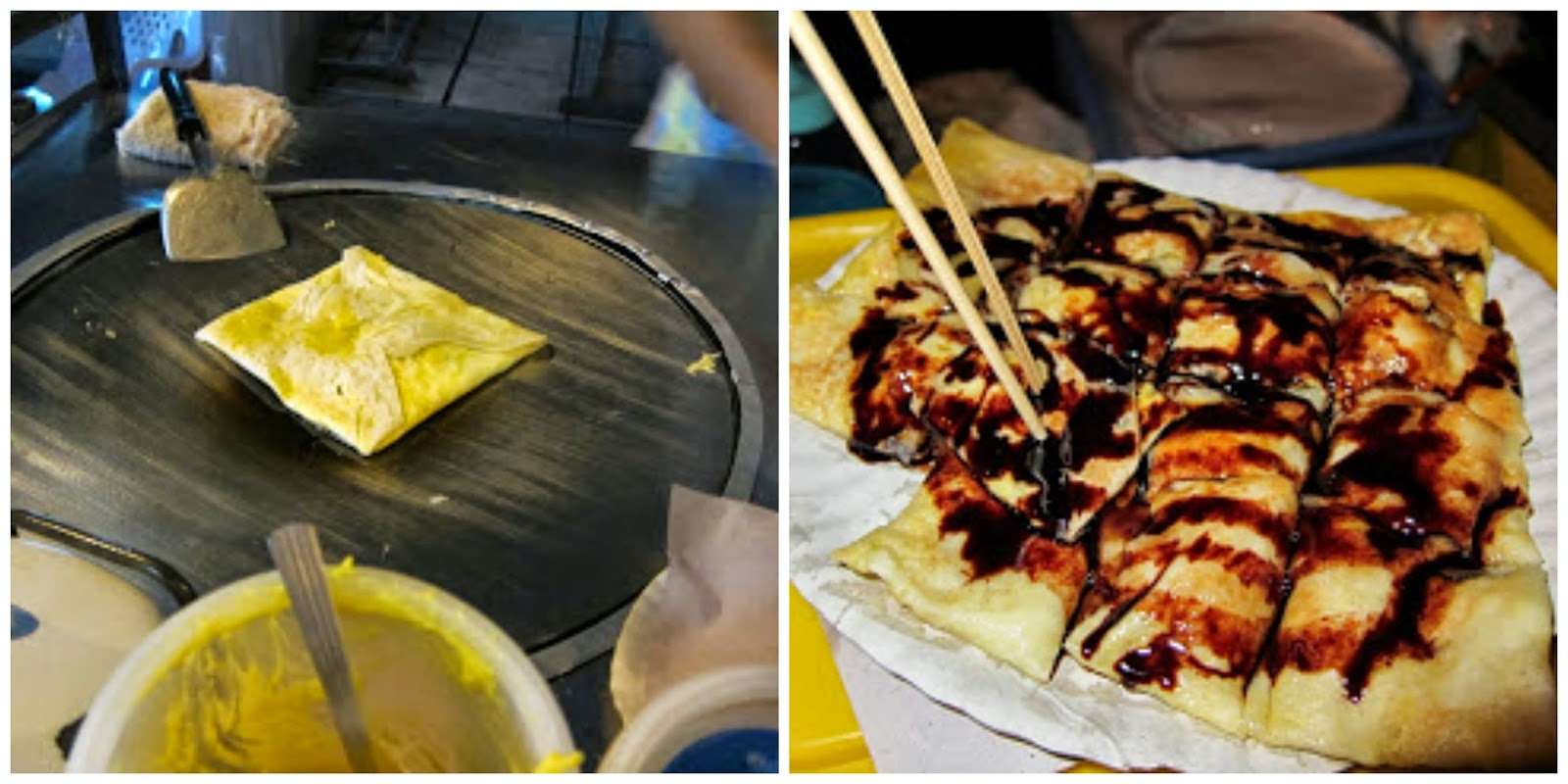 Mami-Eggroll: Patong Street Food