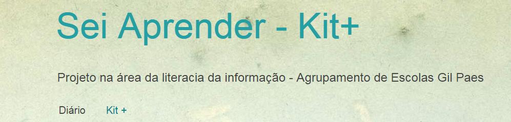 SEI APRENDER - KIT+