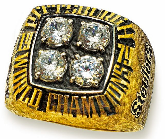 Steelers 4th Super Bowl Ring