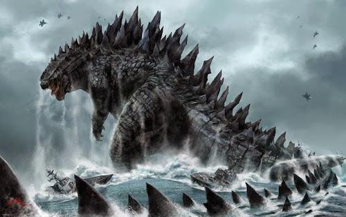 Quem é tão poderoso que acabaria com o Godzilla