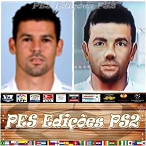 Nolito (Celta de Vigo) e Espanha PES PS2