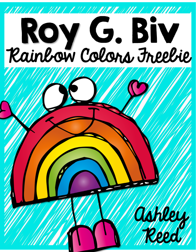https://www.teacherspayteachers.com/Product/Roy-G-Biv-Rainbow-Colors-Freebie-1761756
