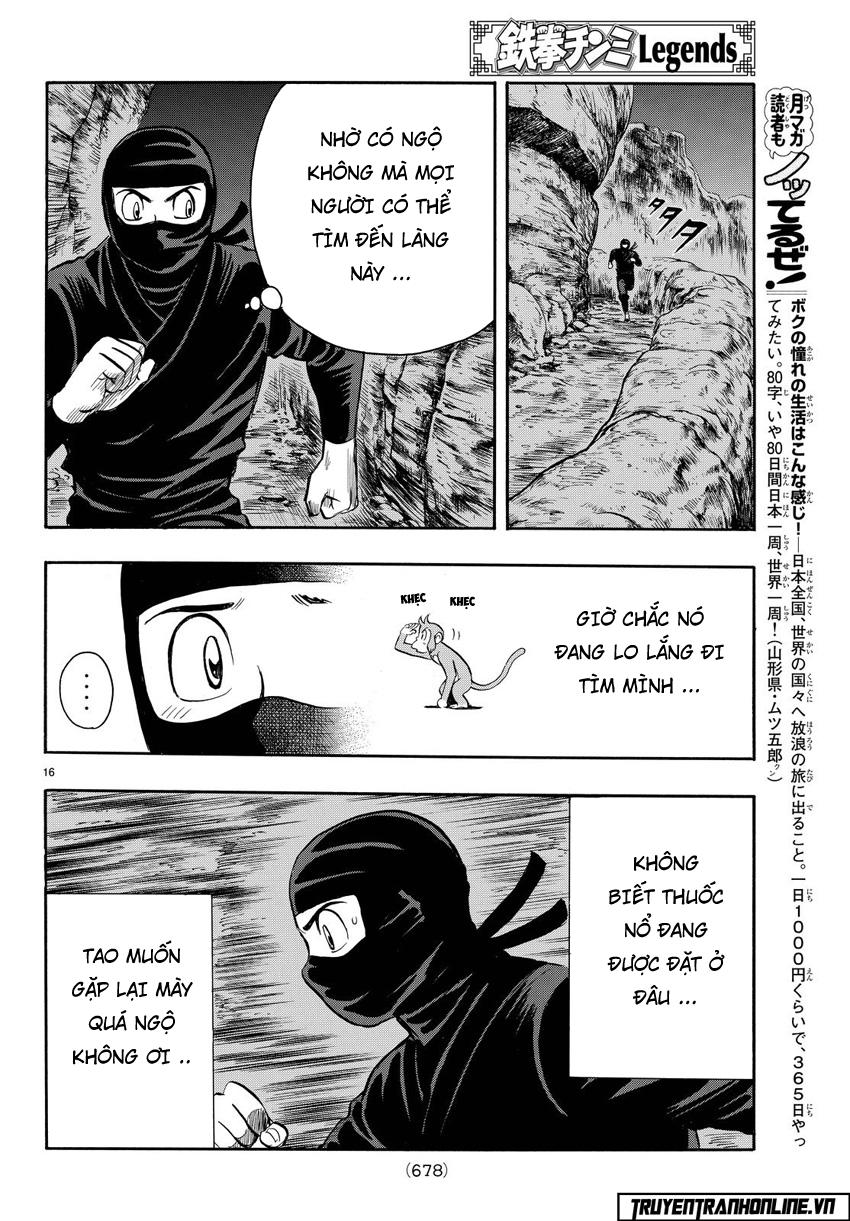 Hoàng Phi Hồng Phần 4 chap 121 Trang 17 - Mangak.info