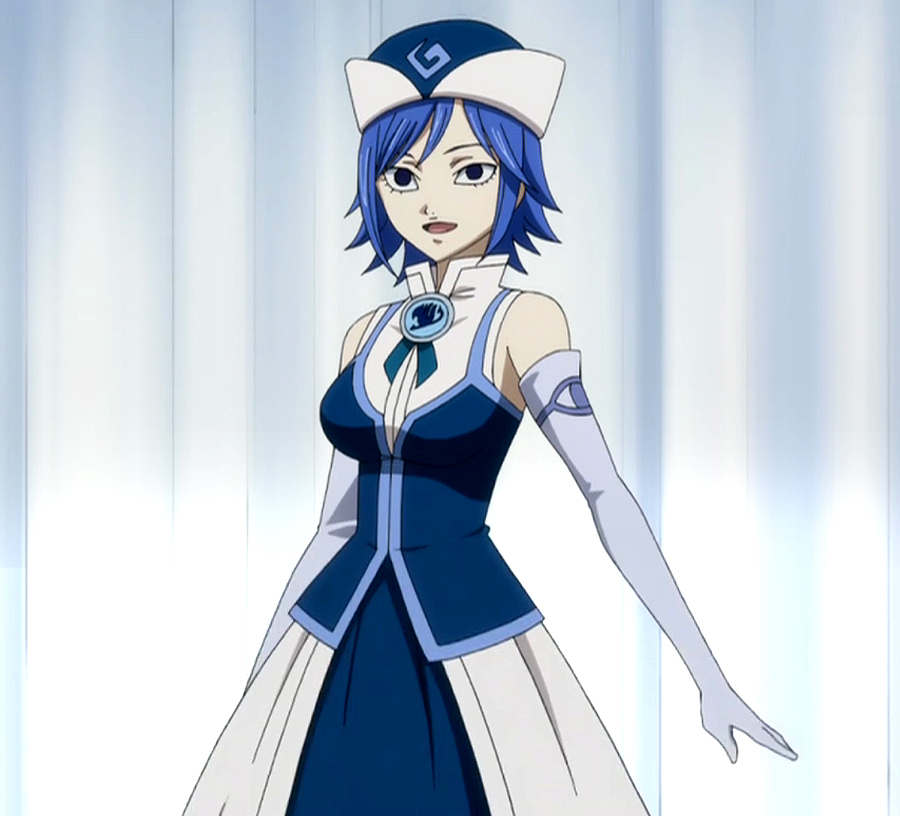 fairy tail juvia