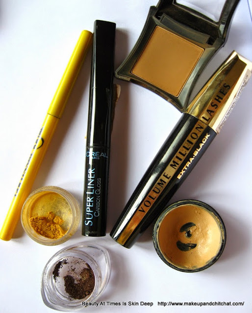 Makeup favorites of April 2015: Eyes