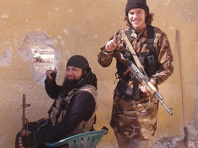 Morre Brian de Mulder filho de brasileira alistado no grupo Estado Islâmico (ISLÃ)