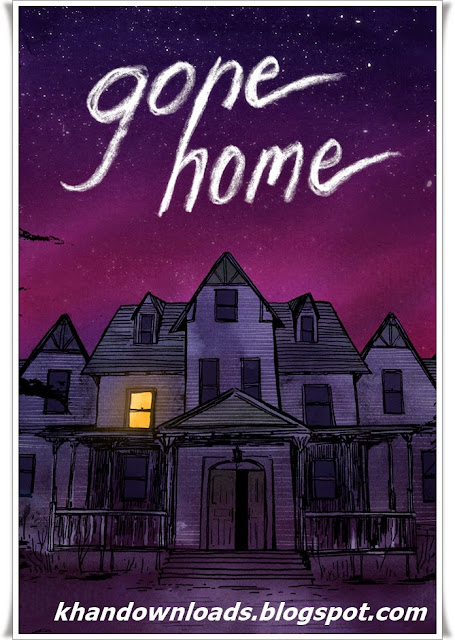 Gone Home PC Game Free Download