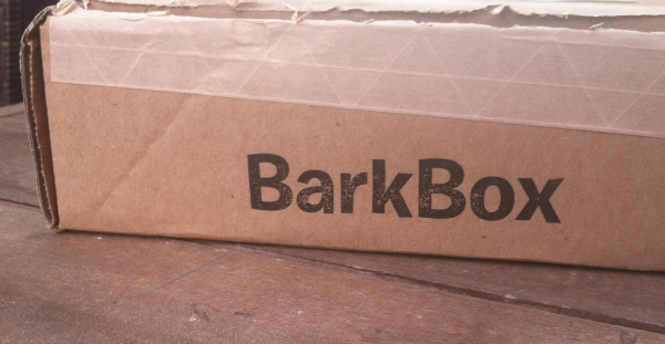 BarkBox Review September 2012 - Monthly Dog Subscription Boxes - Plus Coupon!