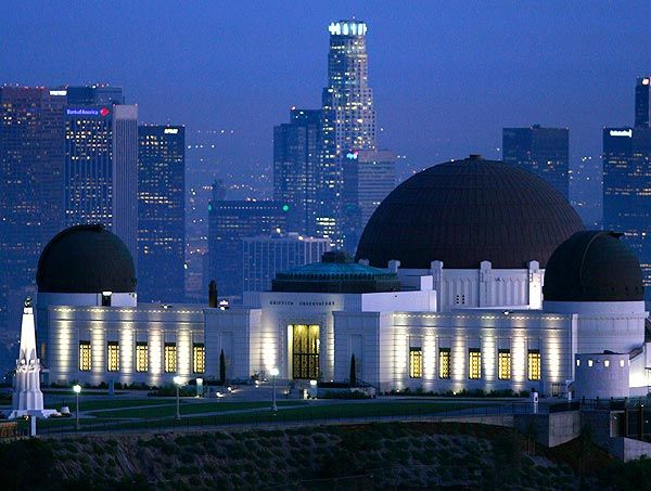 Hello los angeles griffith park observatory best view for Best parking near lax