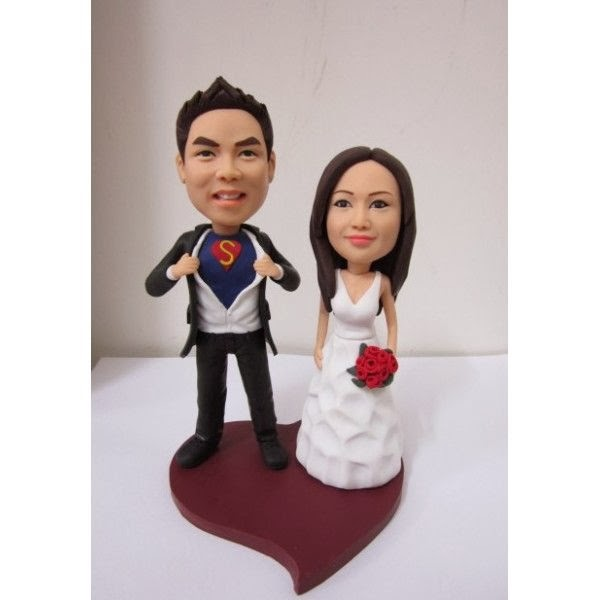 Unique Wedding Cake Toppers For 2014 Hot Chocolates Blog