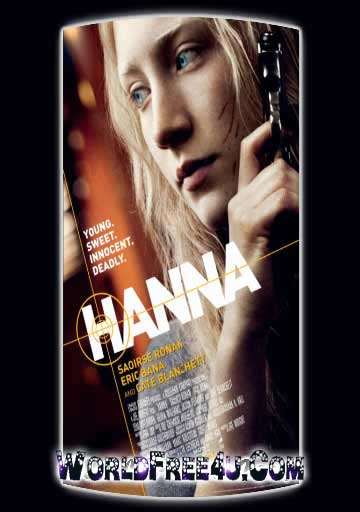 Poster Of Hanna (2011) In Hindi English Dual Audio 300MB Compressed Small Size Pc Movie Free Download Only At worldfree4u.com