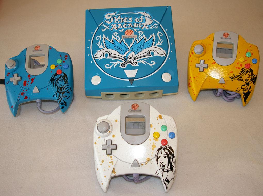 Custom Dreamcast