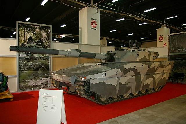 HUT Kavaleri ke-65, TNI AD Butuh Tank Kelas Medium