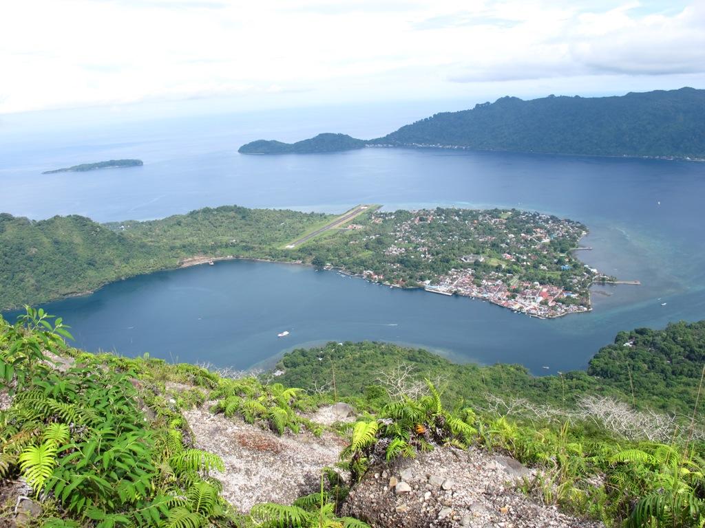 Lokasi Surga Dunia yang Ada di Bawah Laut Indonesia