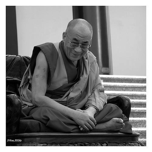 Noti bici bicimotos informa gran mensaje del dalai lama for Gran menaje
