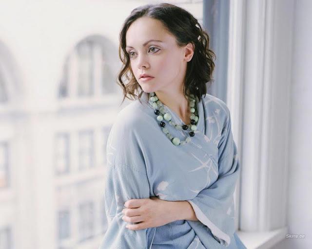 American Actress Christina Ricci