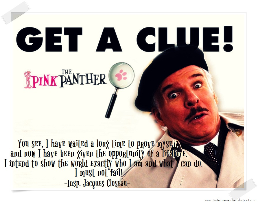 Pink Panther Funny Quotes. QuotesGram - photo#30