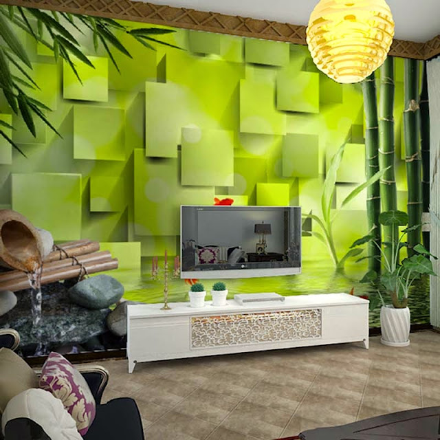 Toko Grosir Wallpaper Dinding Murah Online