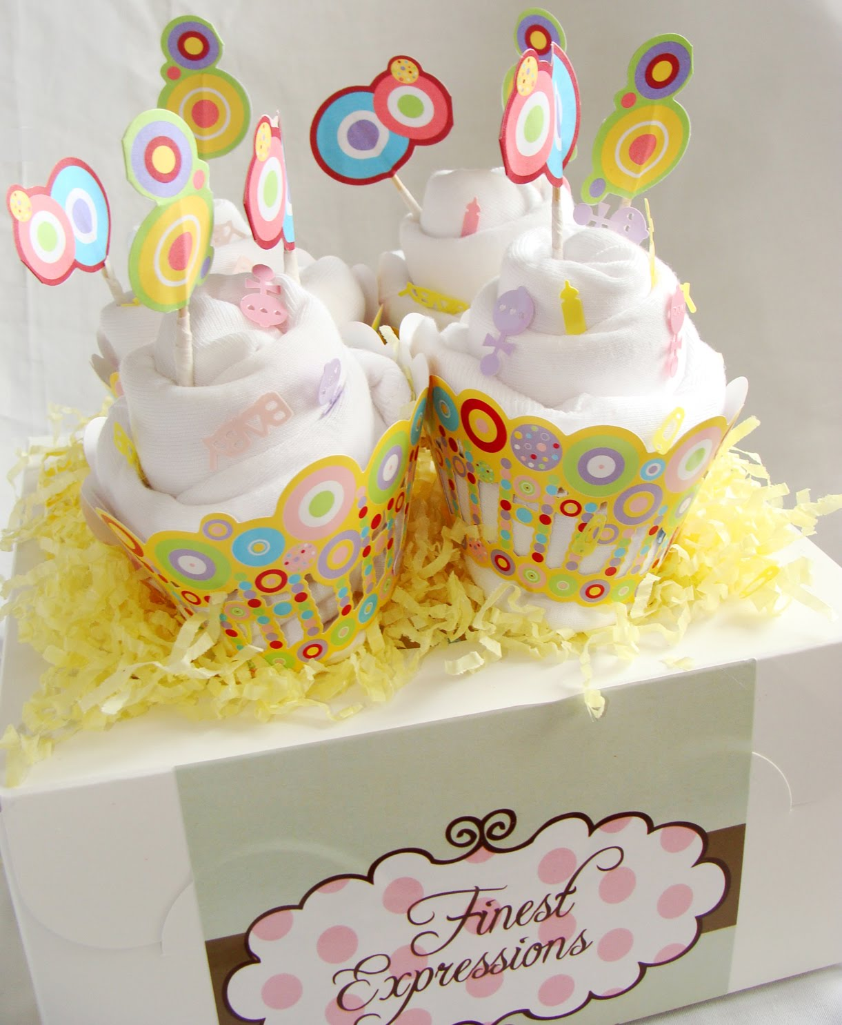 Finest Expressions New esie Cupcakes Added