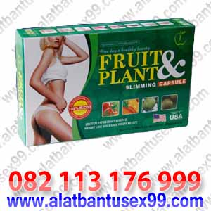FRUIT & PLANT SLIMING CAPSULE