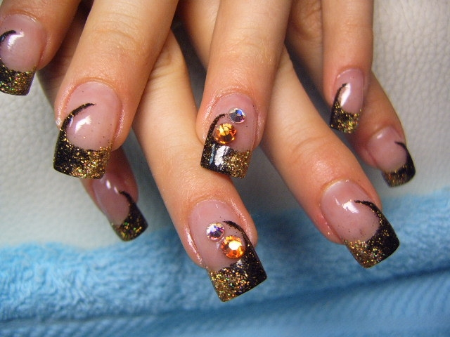 Colorful Fall Nail Art Ideas Make Up Tips Nail Art Hair Styles