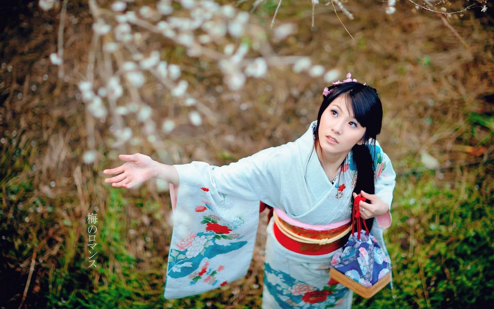 Japanese wallpapers: Kimono wallpapers