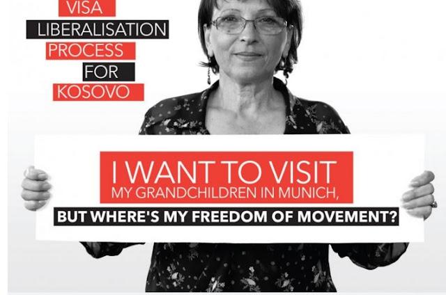 Së shpejti liberalizim vizash për Kosovën
