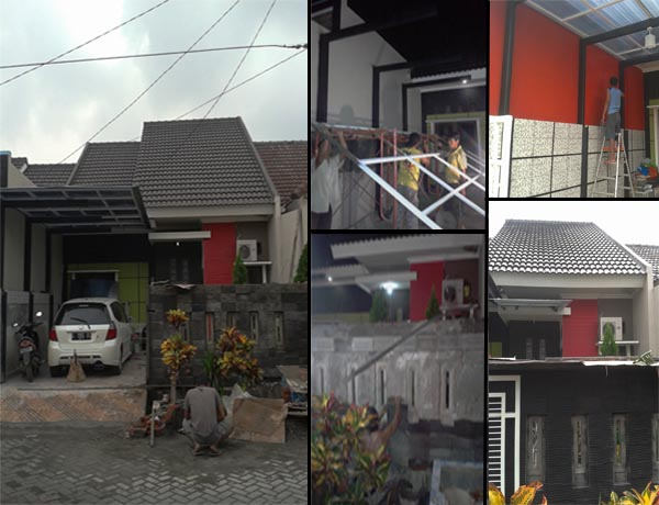 Renovasi Rumah di Tropodo