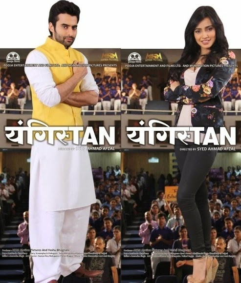 Youngistaan preview, youngistaan first look, youngistaan bollywood, neha sharma,Jackky Bhagnani j