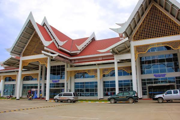 Luang Prabang Aeroporto