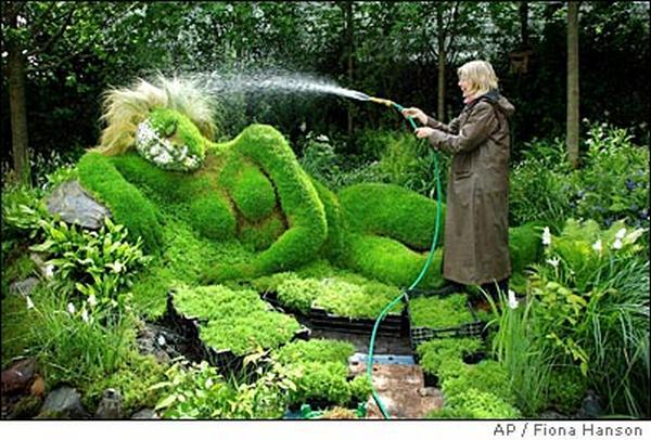 Jardinitis jardines divertidos for Jardines originales