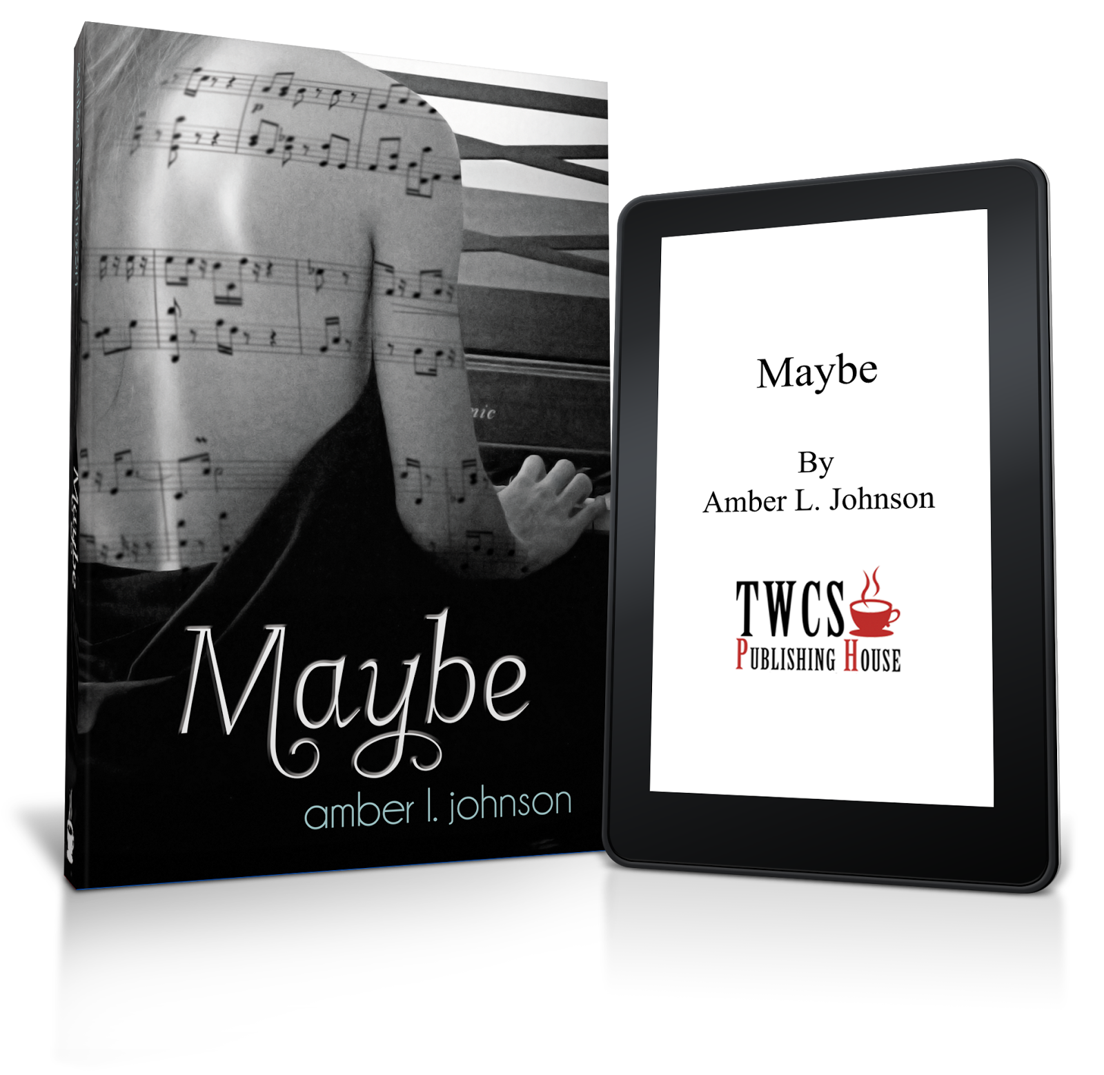 Maybe Blog Tour & Giveaway