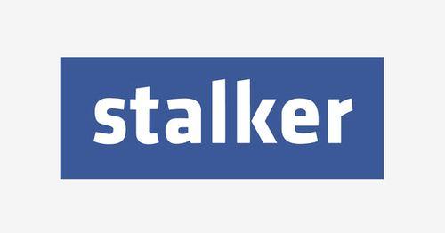 20 Logo Plesetan dari Perusahaan-Perusahaan Terkenal di Dunia: Facebook - Stalker