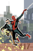 spiderman and stan lee