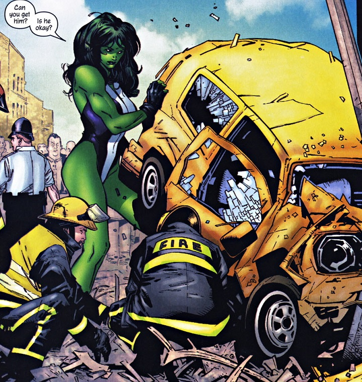 She-Hulk Quotes