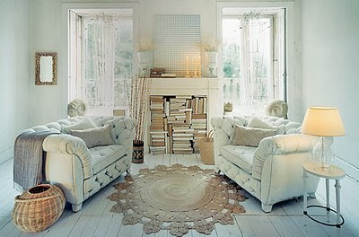 Home Shabby Chic Style Decorating Ideas