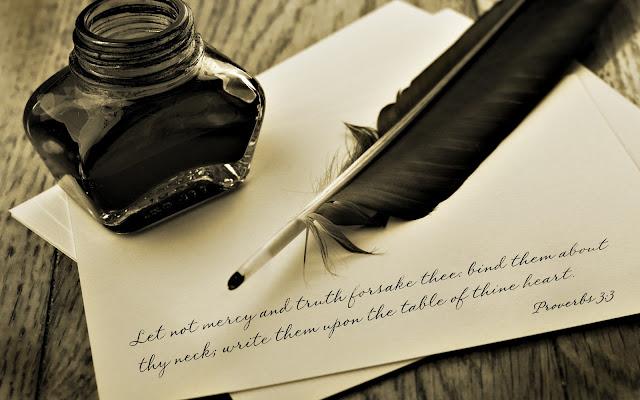 Quero aprender a escrever.