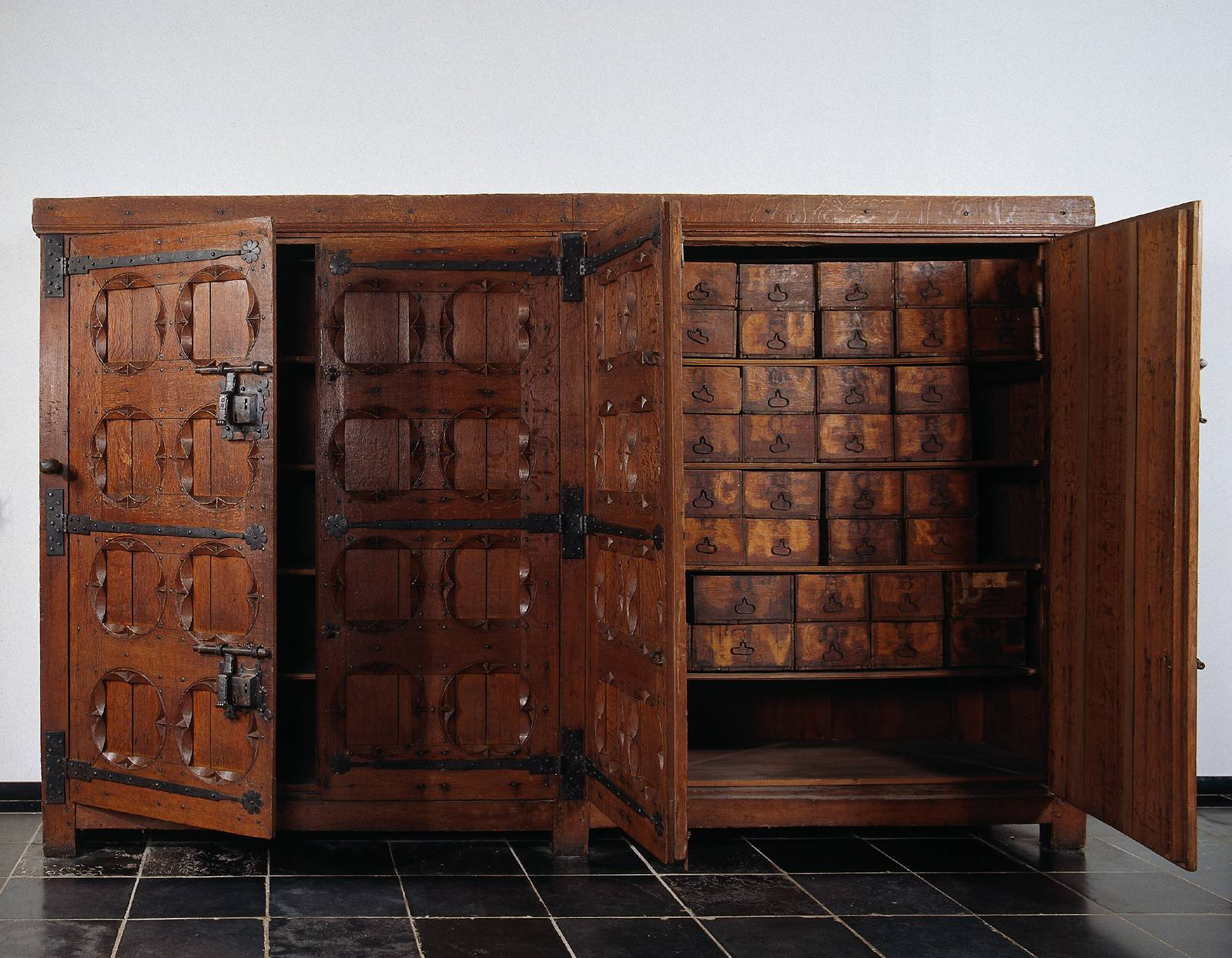 St Thomas Guild Medieval Woodworking Furniture And