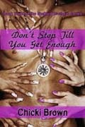 Don't Stop Till You Get Enough - Book Three in the Stafford Brothers series