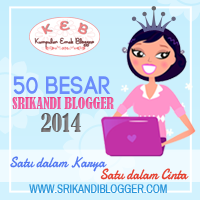 50 Besar Srikandi Blogger 2014